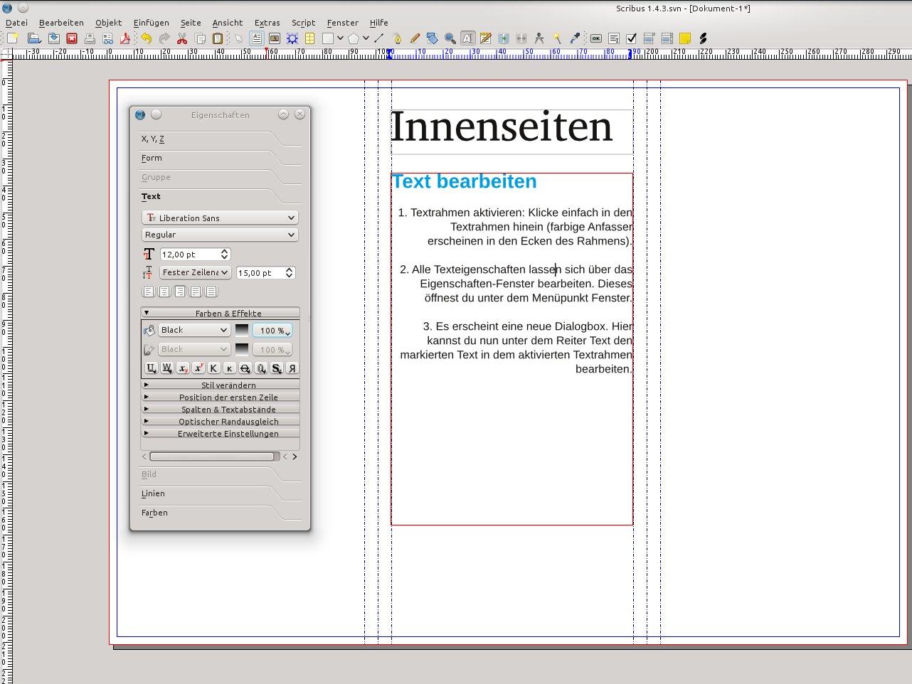 Fantastisch Editierbare Schreibrahmen Galerie - Deko Ideen Mit ...